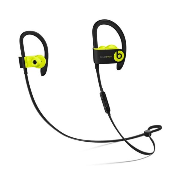 BEATS BT.MNN02ZE.A POWERBEATS WİRELESS EARPHONES SHOCK YELLOW
