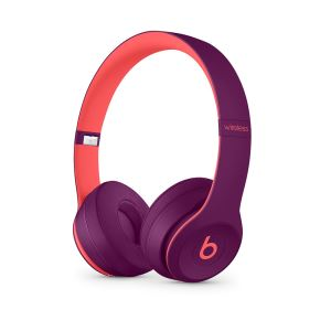 BEATS MRRG2ZE/A  SOLO3 WİRELESS KULAKÜSTÜ KULAKLIK POP COLLECTION POP MACENTA