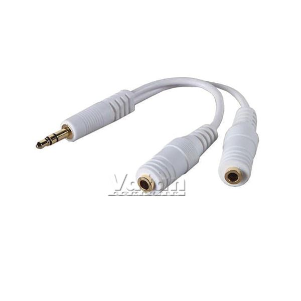 HEADPHONE SPLITTER 3,5MM ÇOĞALTICI