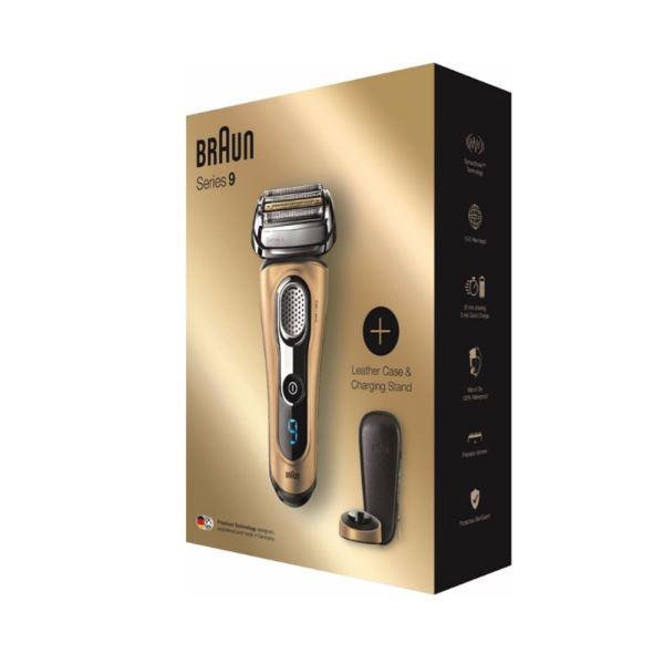 BRAUN SHAVER 9299PS GOLD SOLO MN SP