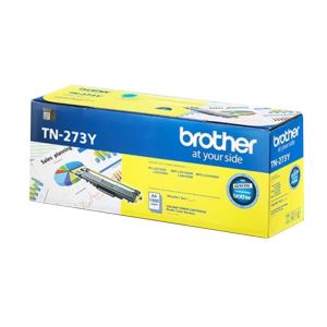 BROTHER TN-273Y 1300 SAYFA KAPASİTELİ SARI TONER (TN-273Y)