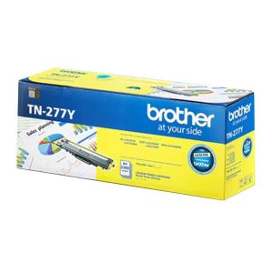 BROTHER TN-277Y 2300 SAYFA KAPASİTELİ SARI TONER(TN-277Y)