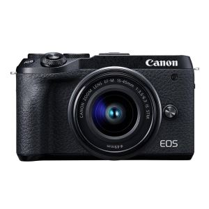 CANON EOS M6 MARK II 32.5 MP FULL FRAME SLR DIJITAL FOTOĞRAF MAKİNESİ (BODY)