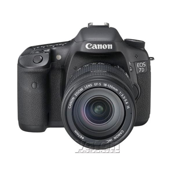 CANON 7D 18-135 IS 18 MP 3