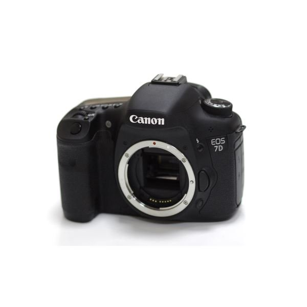CANON EOS 7D BODY 18 MP 3