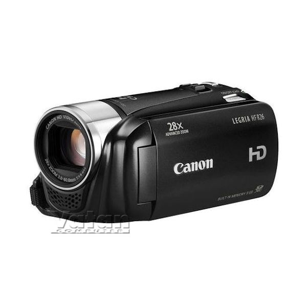 CANON HFR 26 SD DIJITAL VİDEO KAMERA