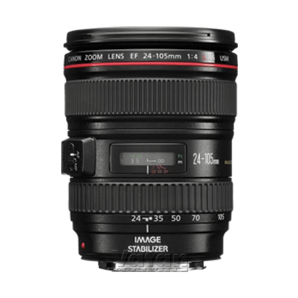 CANON EF24-105MM F/4L IS USM LENS