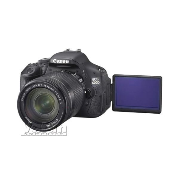 CANON EOS 600D 18-55 IS 18 MP 3