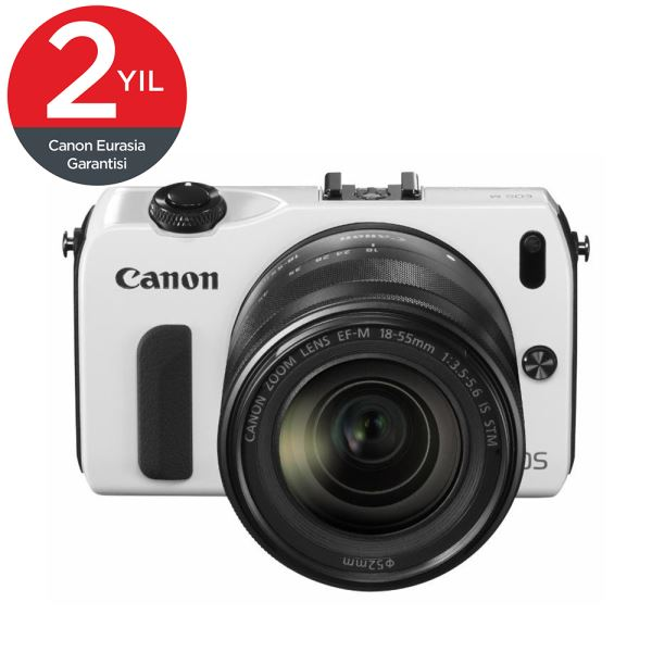 CANON EOS M 18-55 18 MP 3,0
