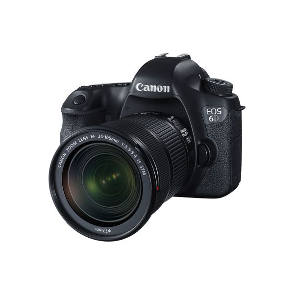 CANON EOS 6D 24-105mm 20.2 MP 3