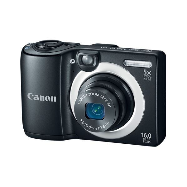 CANON POWERSHOT A1400 16 MP 2,7