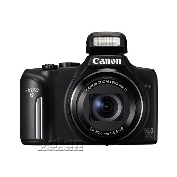 CANON SX170 16 MP 3