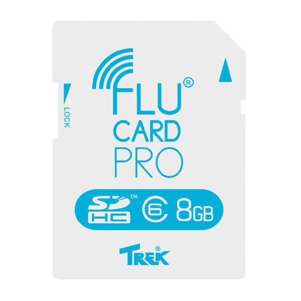 FLUCARD PRO 8GB WIRELESS SD CARD