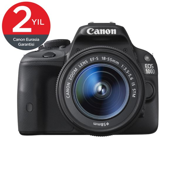 CANON EOS 100D 18-55 DC 18 MP 3,0