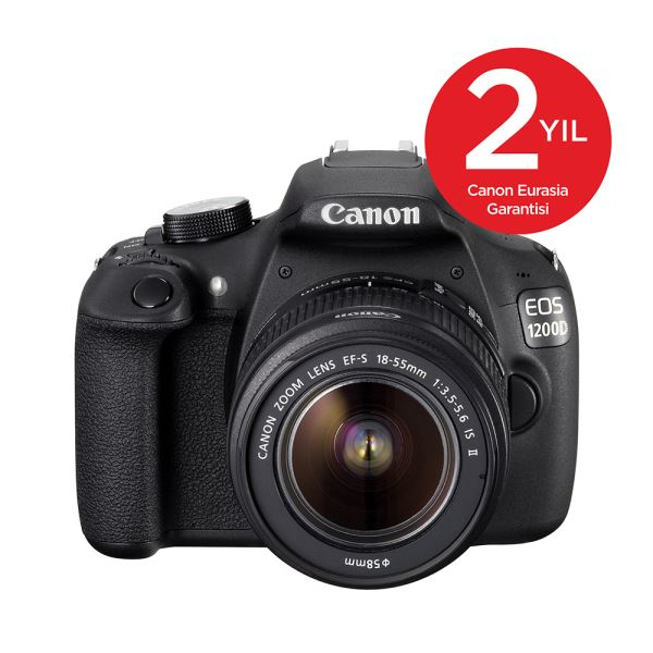 CANON EOS 1200D 18-55 DC 18 MP 3