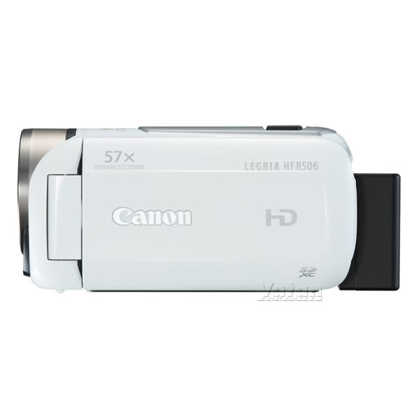 CANON HFR-506 - WHITE (essential pack - 4gb + pack) DIJITAL VİDEO KAMERA