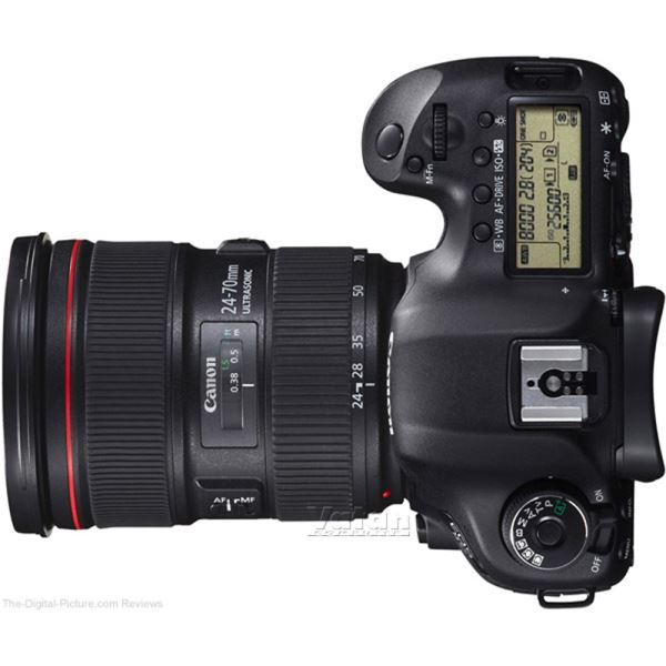 CANON EOS 5DIII/24-105 MM L IS US
