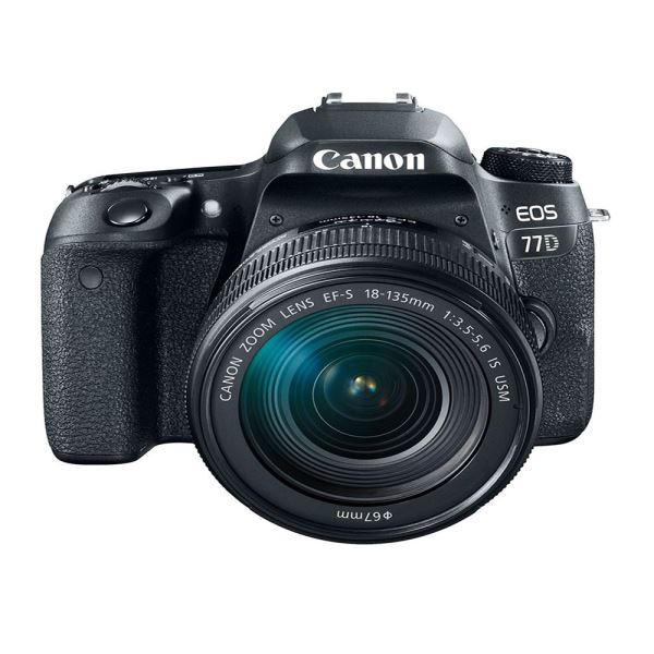 CANON EOS 77D 18-135 IS STM 24.2 MP 3