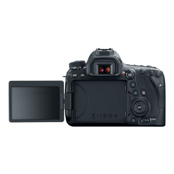 CANON EOS 6D MARK II BODY 26.2 MP FULL FRAME SLR DIJITAL FOTOĞRAF MAKİNESİ