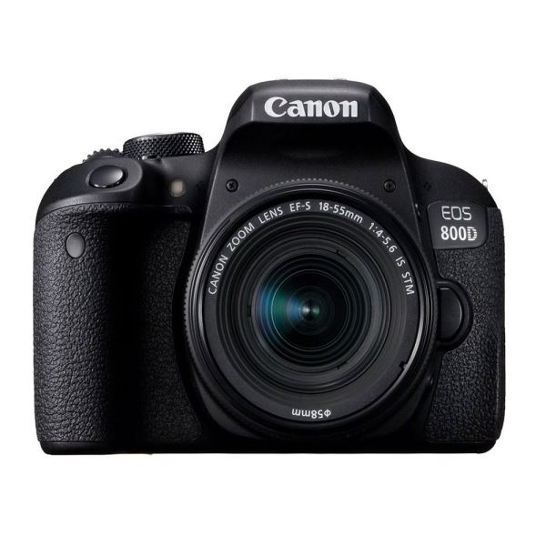 CANON EOS 800D 18-55 IS STM 24 MP 3,0