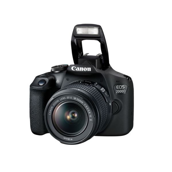 CANON EOS 2000D 18-55 IS 24.1 MP 3,0