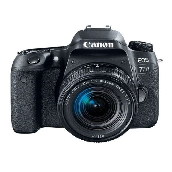 CANON EOS 77D 18-55 IS STM 24.2 MP 3