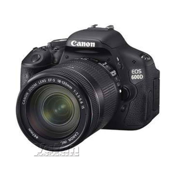 CANON EOS 600D 18-135 IS 18 MP 3