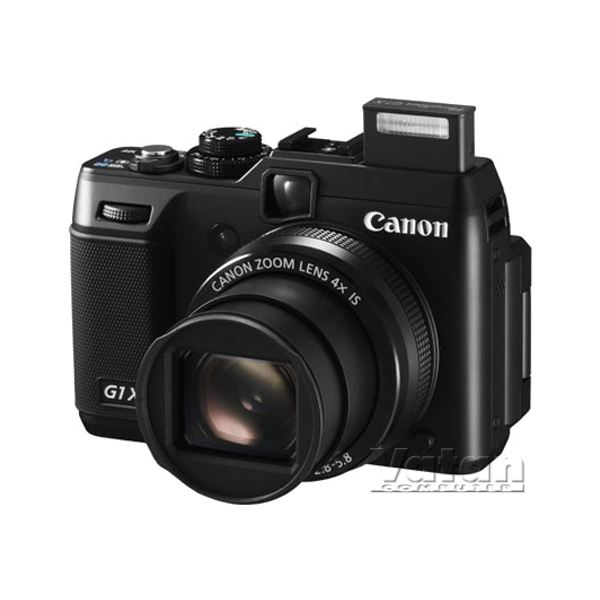 CANON G1X 14,3 MP 3