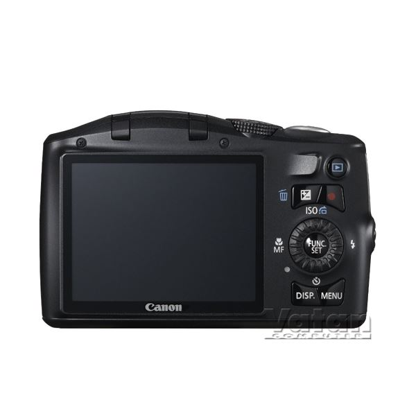 CANON POWERSHOT  SX 150 IS 14.1 MP 3