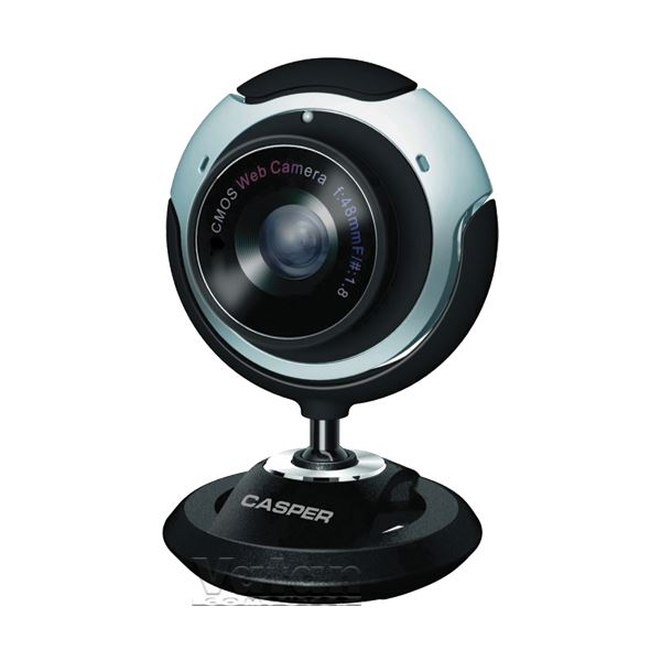 CASPER 5.2MP WEBCAM