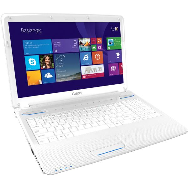 NOTEBOOK CORE İ5 4200M 2.5GHZ-4GB-500GB-15.6'' -W8 NOTEBOOK BILGISAYAR