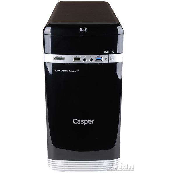 CASPER CD.VDJ1800A INTEL CELERON J1800 2.4 GHZ 2GB 500GB INTEL HD WIN8.1 BING