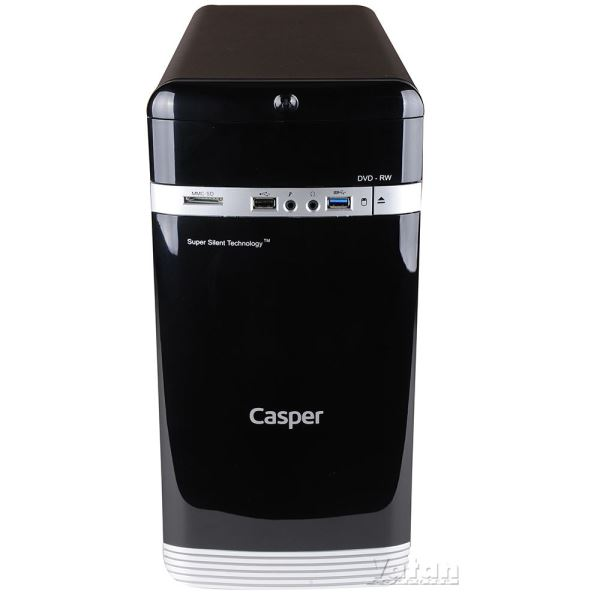 CASPER CD.VDG3250A INTEL PENTIUM G3250 3 GHZ 4GB 500GB INTEL HD GRAPHICS WIN 8.1