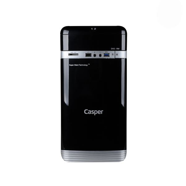 CASPER CD.VDJ1800B INTEL CELERON J1800 2.4 GHZ 2GB 500GB INTEL HD WIN10 BING