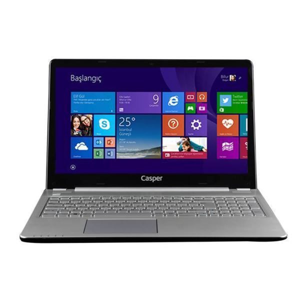 CASPER CN-V7K6500A CORE İ7 6500U 2.5GHZ-16GB RAM-1TB HDD-2GB-15.6