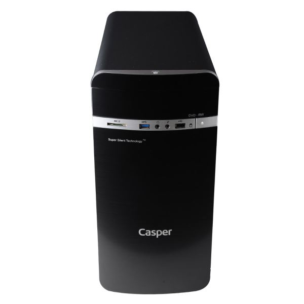 CASPER CD.VDN3050B CELERON N3050 1.6GHZ 4GB 500GB INTEL HD GRAPHICS WIN10 Bing