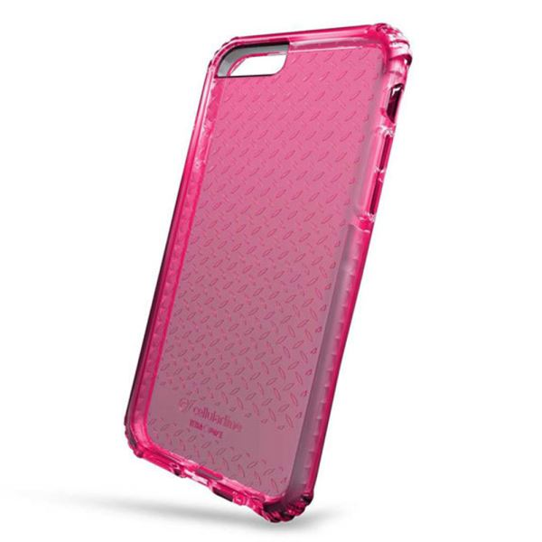 CELLULARLINE IPHONE 7 TETRA FORCE KILIF- (PEMBE)