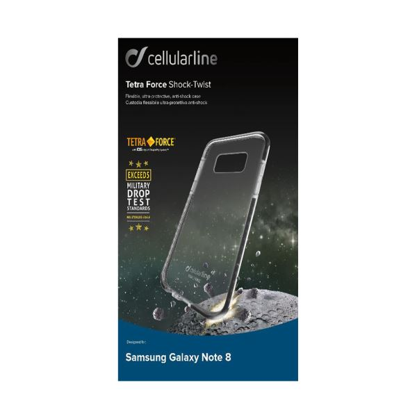 CELLULARLINE NOTE 8 TETRA FORCE KILIF