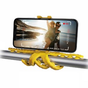 CELLY SQUIDDY ESNEK MINI TRIPOD (SARI)
