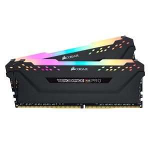 CORSAIR 16GB (2x8GB) Vengeance DDR4 3600MHz CL18 RGB Pro Led Dual Kit Ram
