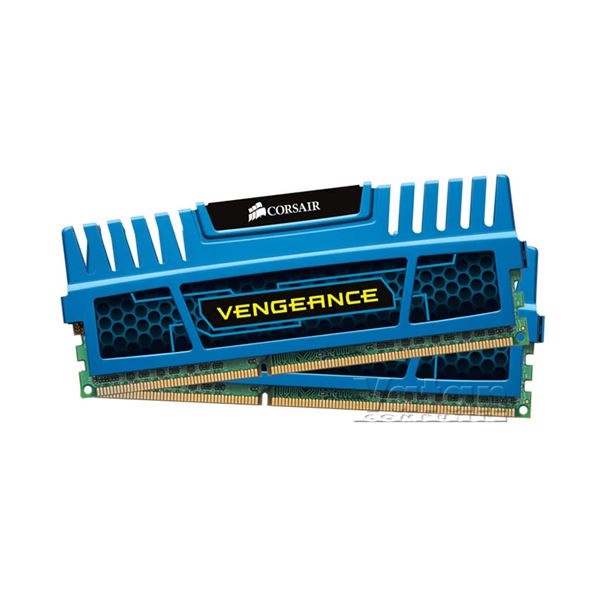 CORSAIR 8GB (2x4GB)Vengeance DDR3 1866MHz CL9 Mavi Ram