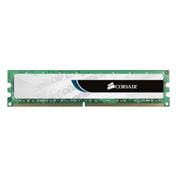 CORSAIR 8GB Value DDR3 1600MHz CL11 Tek Modül Ram