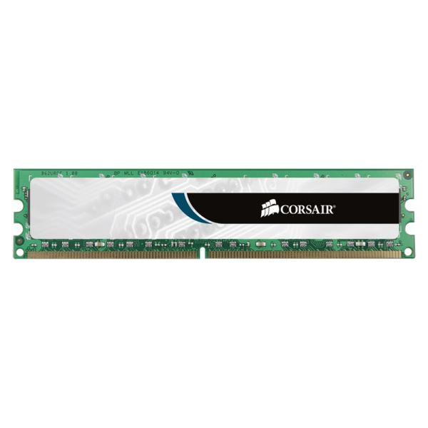 CORSAIR 4GB Value DDR3 1600MHz CL11 Tek Modül Ram