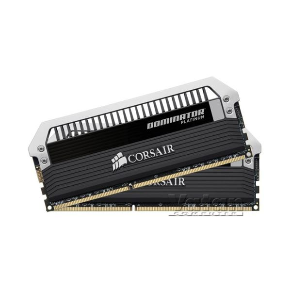 16GB (2x8GB) Dominator&Platinum DDR3 1866MHz CL9 Dual Channel Ram