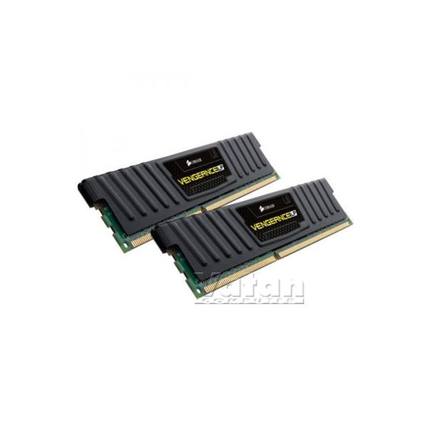 CORSAIR 8GB (2x4GB) Vengeance LowProfile DDR3 1600MHz CL11 Dual Kit Ram
