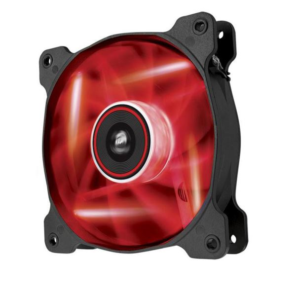CORSAIR AIR SERİSİ AF120 120MM KIRMIZI LED FAN