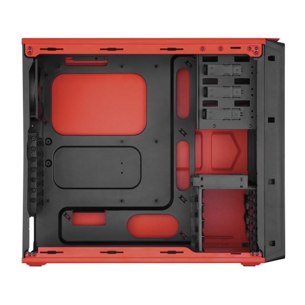 CORSAIR GRAPHITE SERİSİ 230T MidT ATX PENCERELİ ORANGE KASA