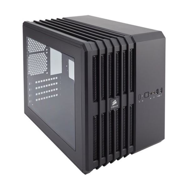 CORSAIR CARBIDE SERİSİ AİR 240 MidT- Mini-ITX ATX SİYAH PENCERELİ KASA