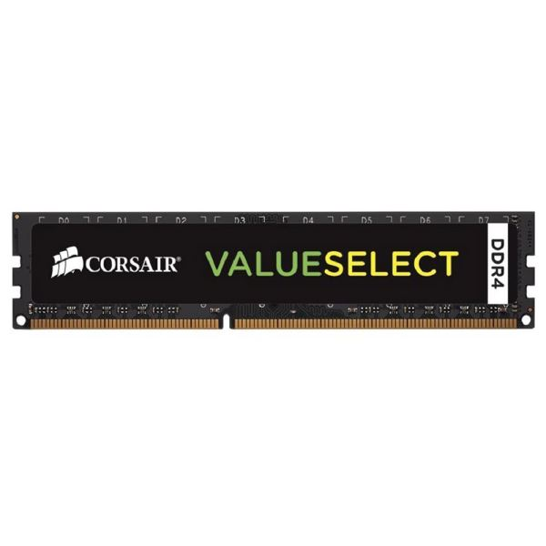 CORSAIR 8GB Value DDR4 2133Mhz CL15 Tek Modül Ram