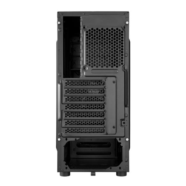 CORSAIR CARBIDE SERİSİ CHAMP/SPEC-01 80PLUS 600W KIRMIZI FANLI MidT ATX KASA